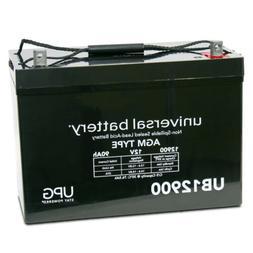 12V 90AH Battery for Group 27 Premier Crestliner Pontoon Tro