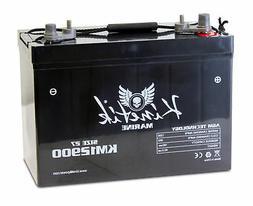Adventure power 12v 90ah Group 27 Battery for 2013 Avalon Po