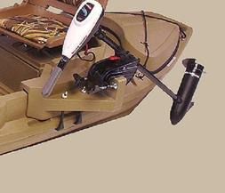 Beavertail 2000 Series 400223 Stealth Duck Hunting Boat Moto