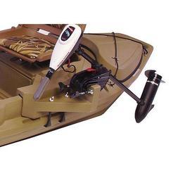 Beavertail 2000 Series Stealth Motor Mount, Marsh Brown