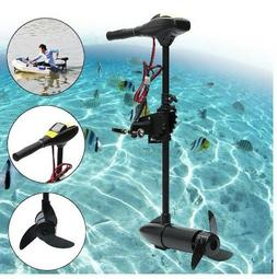 2019 Electric Trolling Motor Inflatable Boat Outboard Engine