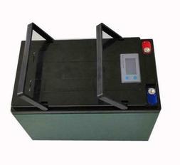 55AH Lithium Battery  Minn kota Trolling Motor Battery w/10A