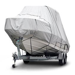 Budge 600 Denier Boat Cover fits Hard Top T-Top Boats B-621-