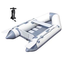 Bestway Hydro Force 91 Inch Caspian Pro Inflatable Boat Set