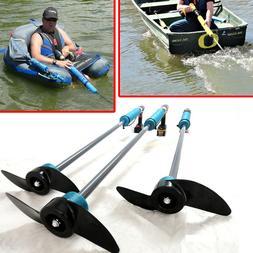 Boat Drill Paddle Handheld Kayak Trolling Motor Outdoor Use
