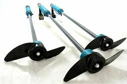 Boat Drill Paddle Handheld Trolling Motor Outdoor Use Water