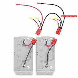 Connect-Ease RCE24VBCHK Easy 24-Volt Trolling Motor Connecti