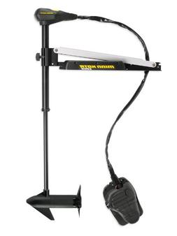 MinnKota Edge 45 Bowmount Foot Control Trolling Motor with L