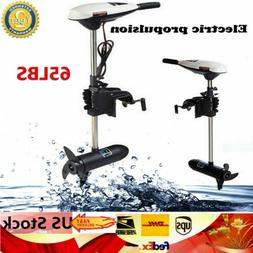 Electric Thrust Trolling Motor Outboard 12V For Inflatable F