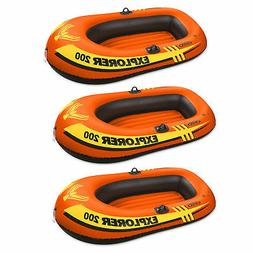 Intex Explorer 200 Inflatable Youth Pool Boat Raft