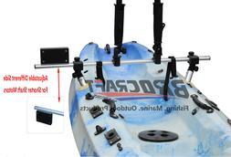 Brocraft Kayak Trolling Motor Mount Universal / kayak outboa