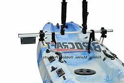 fishing kayak trolling motor mount