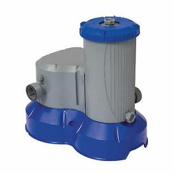 Bestway Flow Clear 2500 GPH Above Ground Swimming Pool Filte