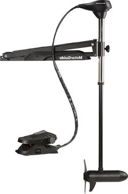 "Motorguide Freshwater Digital X3 Foot Bow Mount 55lb, 45"" Sh"