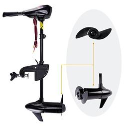freshwater saltwater electric mounted trolling