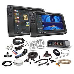 Lowrance HDS-12/HDS-9 Carbon Boat in a Box Package
