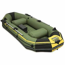 Bestway Hydro Force Marine Pro Inflatable Boat Raft w/ Pump
