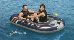 Bestway Hydro Force Treck 2 Pers Inflatable Raft Boat Foot W