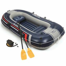 Bestway Hydro Force Treck X2 Inflatable Fishing River Water