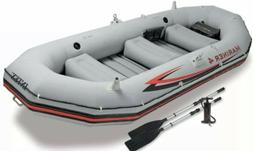 Inflatable Island Lounge Raft Boat Summmer Large Capacity Po