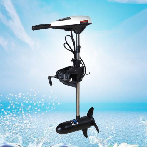 45lbs Trolling Motor Electric Transom Fishing