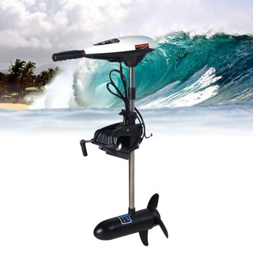 Hangkai 12V Electric Mount Freshwater