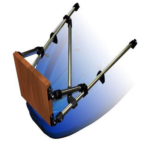 5045 canoe kayak trolling motor mount