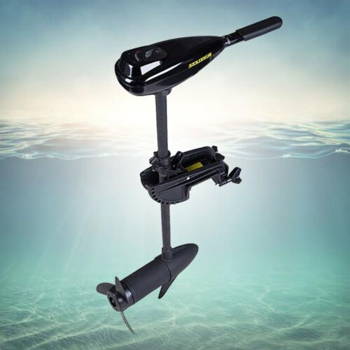 58LB Electric Trolling Motor Outboard Engine Rubber Inflatab