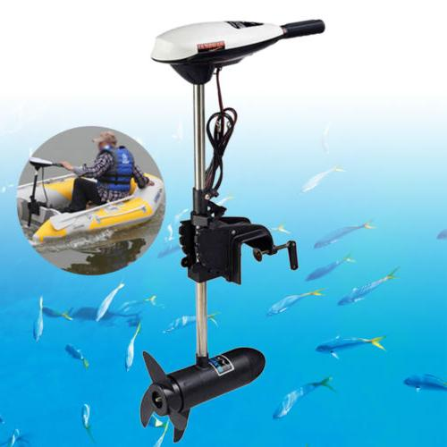 Hangkai 660W Duty Electric Boat Outboard