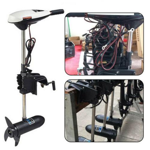 Electric Thrust Trolling Motor Outboard