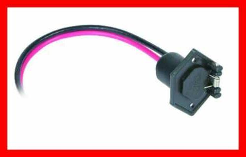 accessories trolling motor power receptacle 2 prong