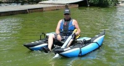 Boat Drill Handheld Trolling Outdoor Sport Canoe