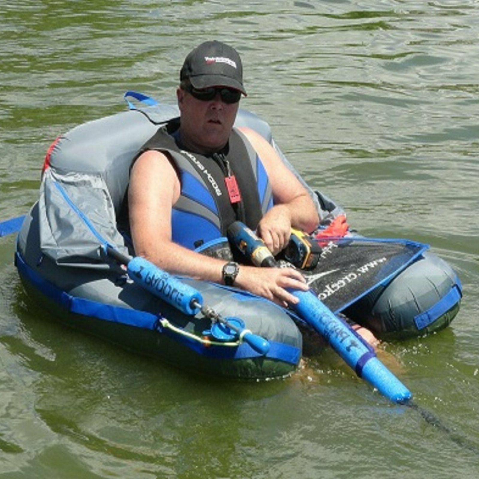 Boat Paddle Trolling Motor Use Water Access