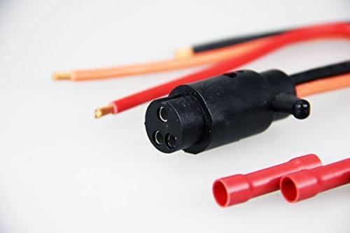 Pactrade Boat Plug Set 12-24V