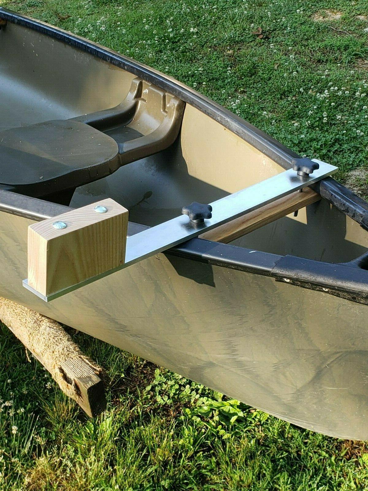 Canoe trolling mount - w/ Motor