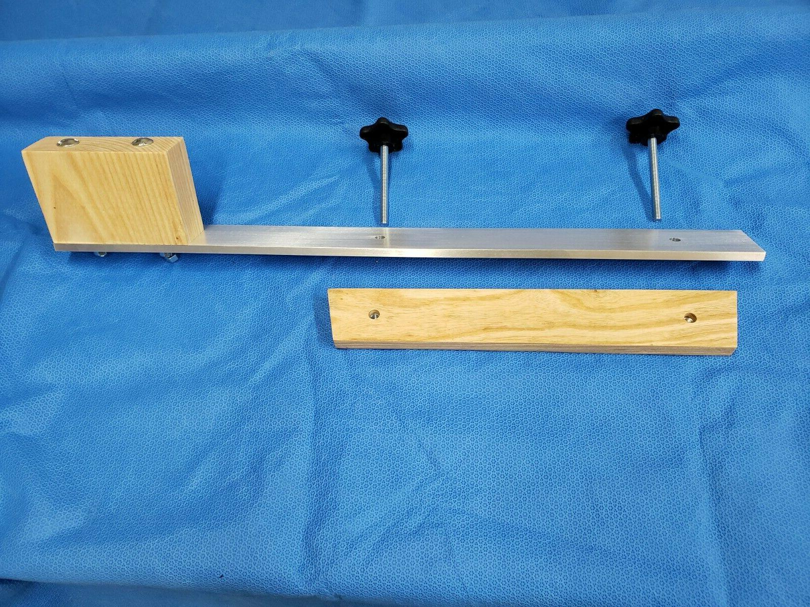 Canoe trolling mount - 2.5 Crossbar w/ Motor