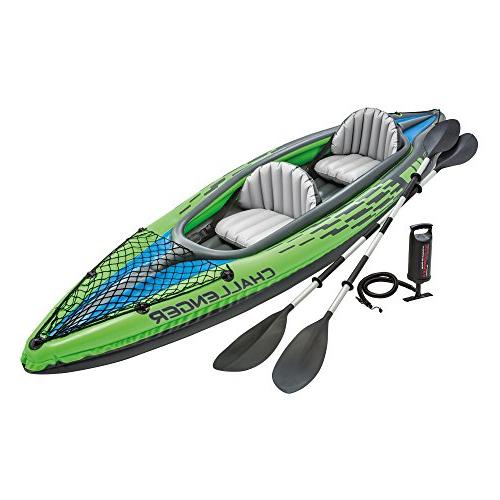 challenger k2 kayak kit