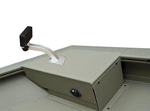 Brocraft Deck Trolling Motor Bracket