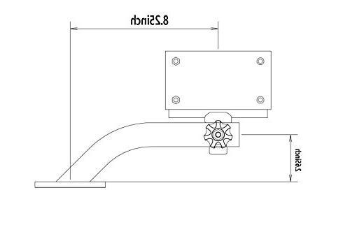 Brocraft Deck Mount Motor
