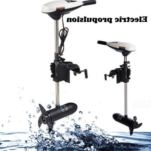 65LBS Electric Hangkai Boat Outboard 12V with