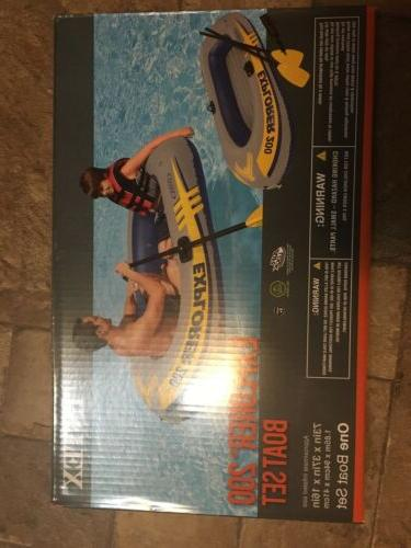 explorer 200 boat set