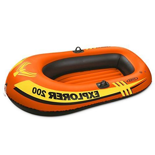 Intex Explorer 200, Inflatable