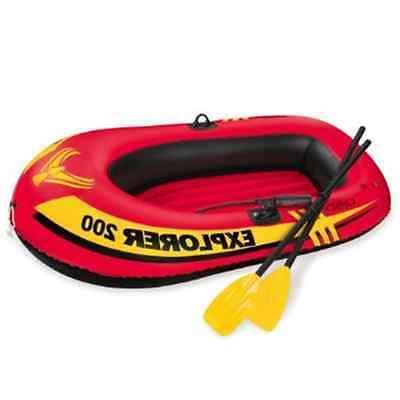 Intex Explorer Lake Beach Water 2 Boat