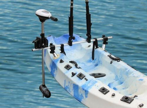 fishing mount rocket launching rod