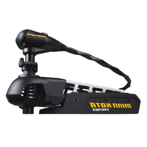 fortrex 112 bow mount freshwater