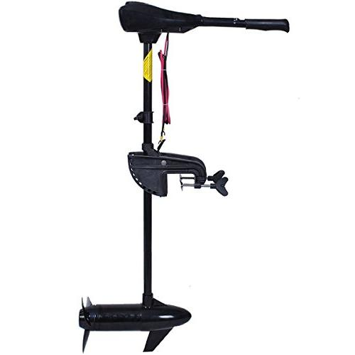 shaft freshwater transom mounted trolling