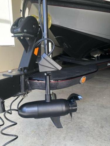 fully adjustable mount for garmin livescope panoptix