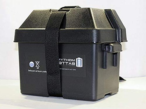 Mighty Battery Box Solar Energy Storage