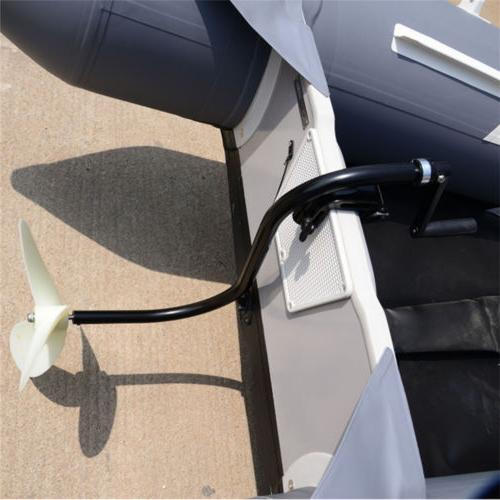 HAND OPERATED INFLATABLE DINGHY NEW TROLLING
