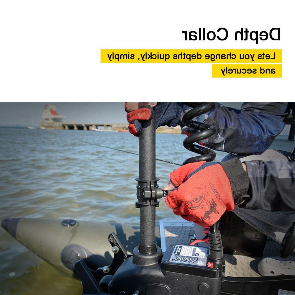 Haswing 12V55LBS Trolling Control&Quick Release Bracket